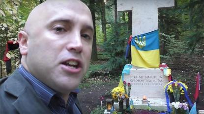 Поліція Мюнхена відкрила справу у зв язку з актом наруги над могилою  ідеолога українського націоналістичного руху ... 0f51a4060e92f