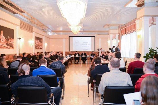 Space Logistics Ukraine провели в Киеве дискуссионную панель