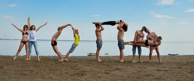 Російських туристів впізнати нескладно. Фото: соцмережі.