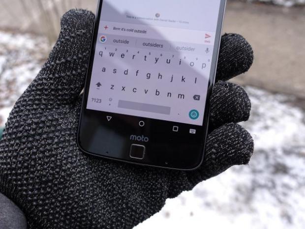 Користуйтесь рукавицями взимку / Android Central