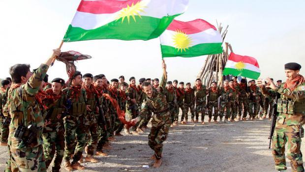 Сирійські курди — слухняні маріонетки Кремля. Фото: Рейтерс.