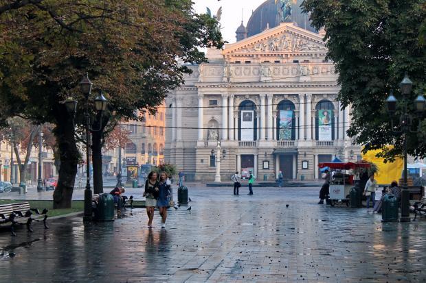 Львів визнано одним із найкращих міст у світі. Фото: соцмережі.