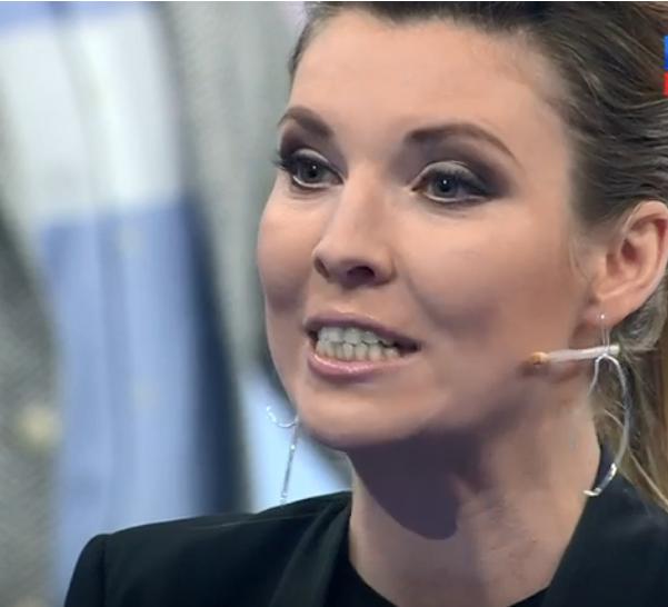 Ольга Скабєєва. Фото: скріншот з відео.