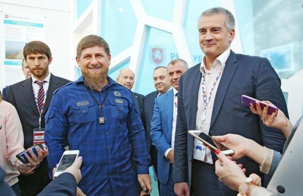 Ну, тепер справи підуть: Окупований Крим підписав угоду про взаємний розвиток туризму з Чечнею