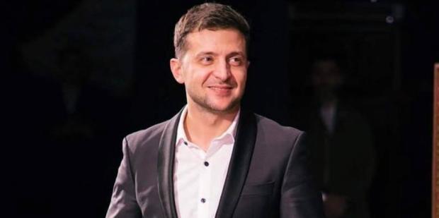 Художник жорстко потролив Зеленського (фото)