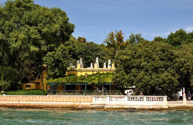 Венеціанські сади. Фото: Вікіпедія.