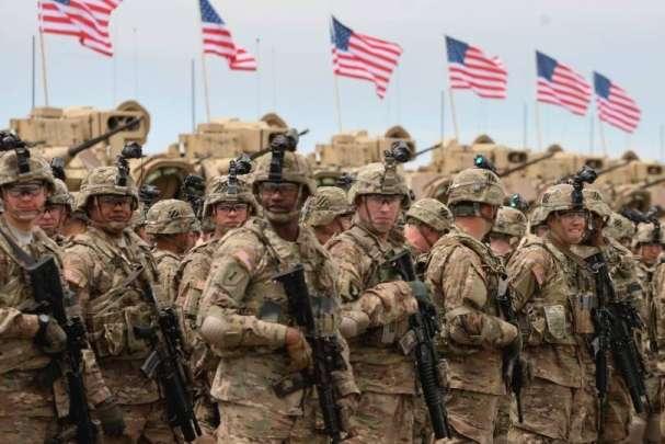Американські військові вже готуються до війни з РФ. Фото: АР.