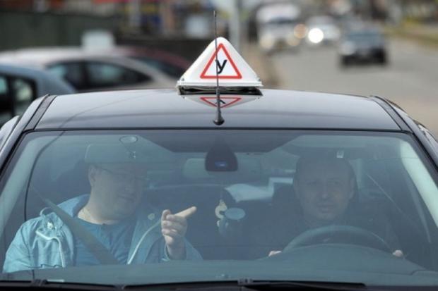 Іспити на водійські права тепер будуть здавати по-новому. Ілюстрація: соцмережі.