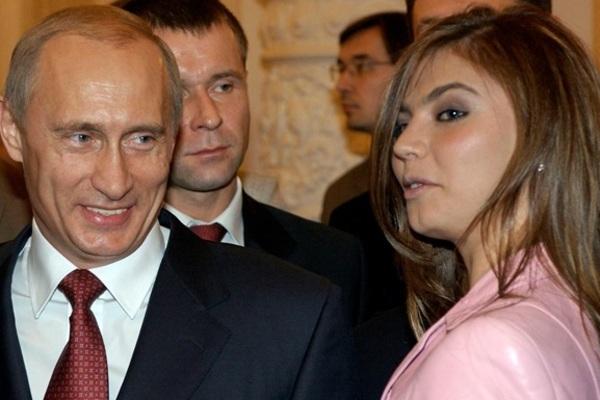 Путін і Кабаєва
