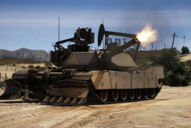?????????????? ???? M-1A2C Abrams