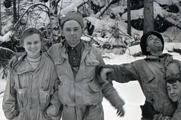 Група Дятлова. Архівне фото.