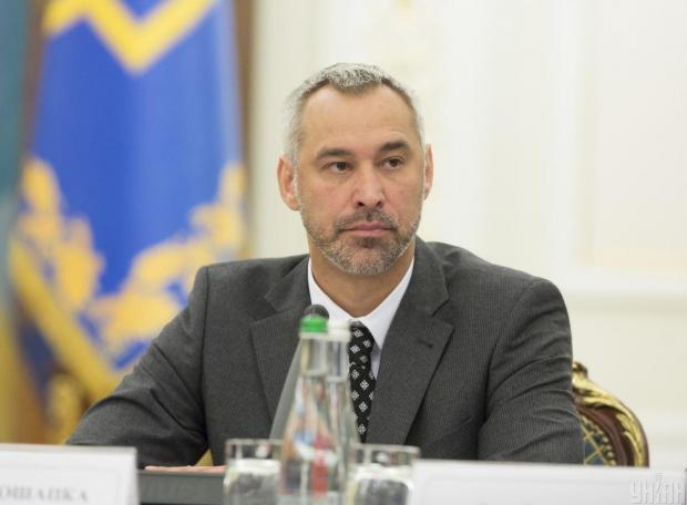 Руслан Рябошапка. Фото: УНІАН.