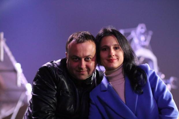 Сергій та Ірина Борзова