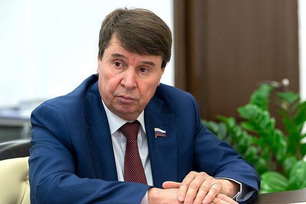 Сергій Цеков. Фото: ТАСС.