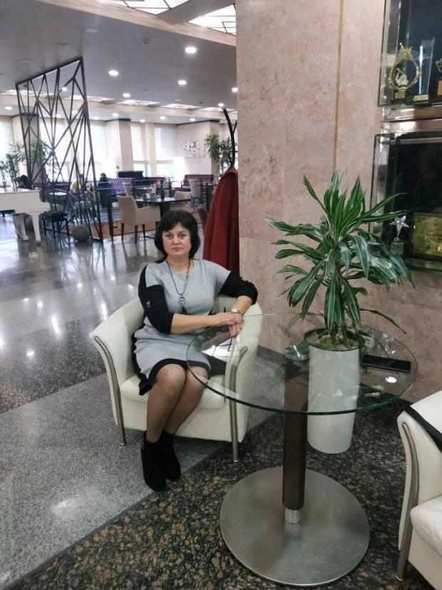Начальниця управління освіти сільської громади наказала провести службове розслідування щодо вчительки. Facebook Олени Солониної