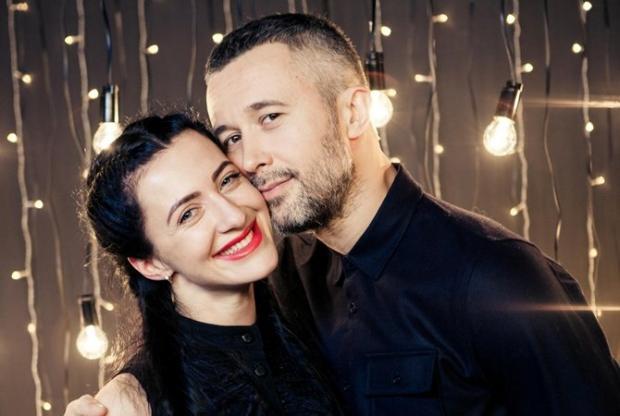 Сергій Бабкін із дружиною Сніжаною. Фото: соцмережі.