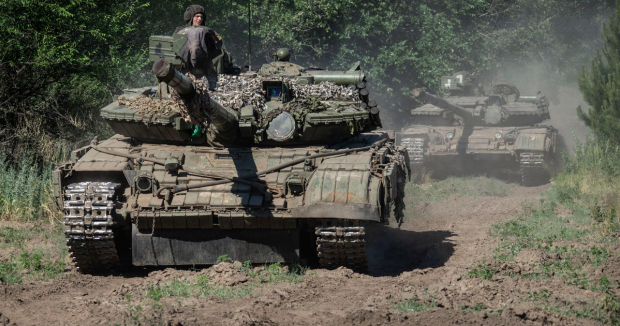 Холодноярці провели танкові навчання