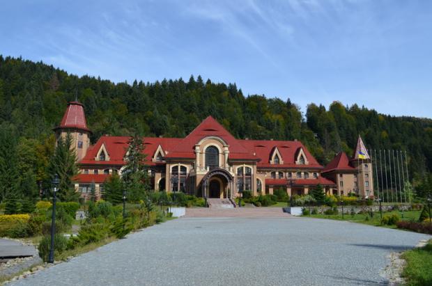 Резиденція Синьогора