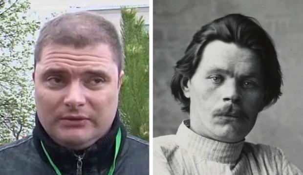 Тимофій Пєшков — Максим Горький