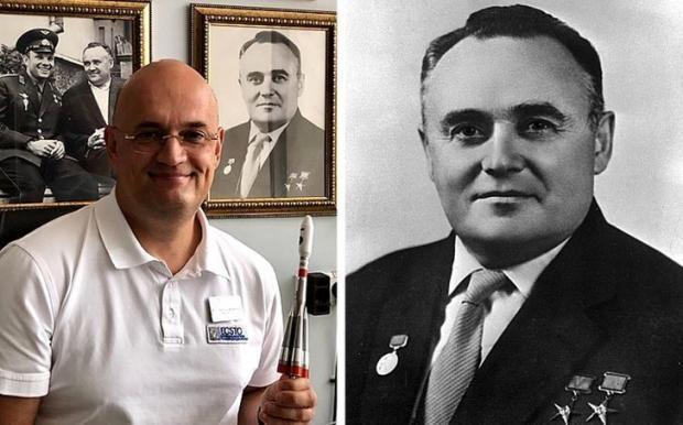 Андрій Корольов — Сергій Корольов
