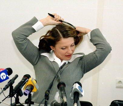 Розплітала косу, доводила Інні Богословській, що вона справжня
