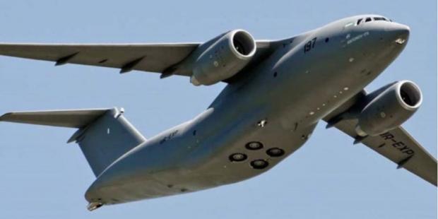 Український транспортний літак Ан-178