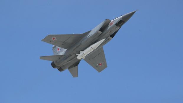 Кинжал МиГ-31