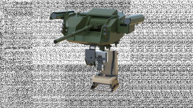 Новый украинский боевой модуль «Воля»