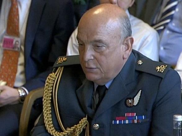 Голова Військового комітету НАТО - Маршал ВПС Британії Стюарт Піч