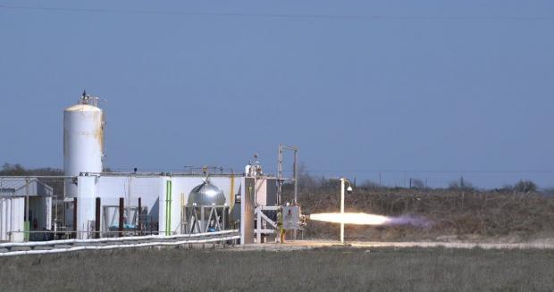 Випробування ракети Alpha від Firefly Aerospace