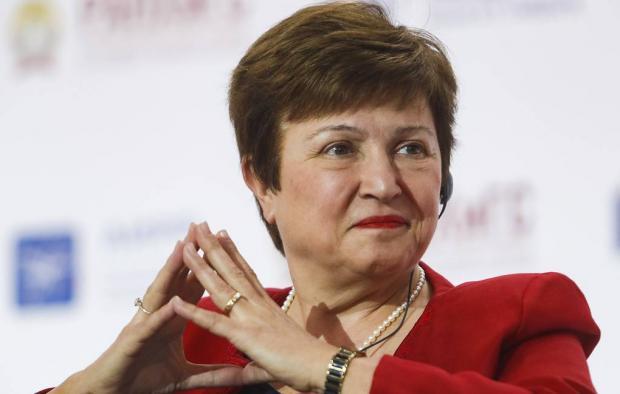 Крісталіна Георгієва. Фото: ТАСС.