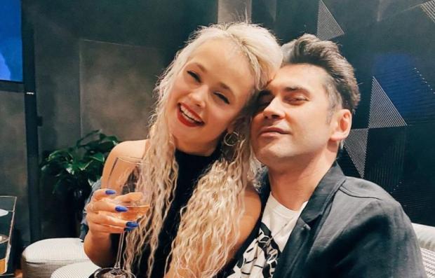 Дан Балан и Светлана Соколова