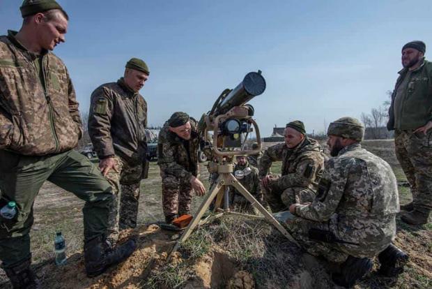 КБ «ЛУЧ» показав роботу ПТРК «Корсар» в різних умовах. Корсар (ПТРК). Фото: 93 ОМБр