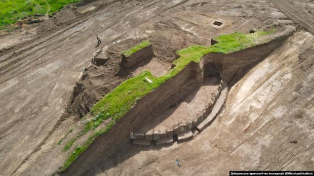 Український Стоунхендж. Останні новини з сенсаційних розкопок під Дніпром.  Виклики, загрози та надії