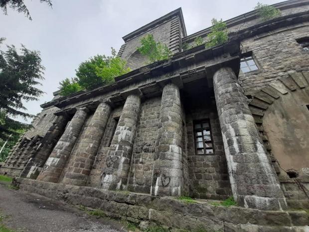 Фортеця в Старокостянтинові