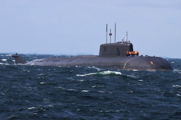 Мало не стався Курськ-2: Данія повідомила про НП з атомним підводним човном  РФ в своїх водах