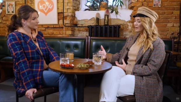 Ганна Саліванчук дала інтерв'ю для DOROTYE.
